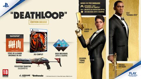 Deathloop Edition Deluxe