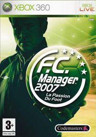 F.c. Manager 2007, La Passion Du Foot