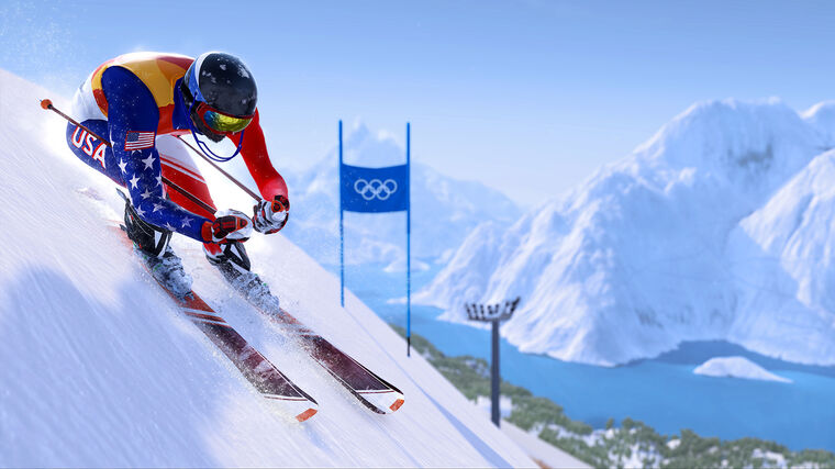 Steep - En Route Pour Les Jeux Olympiques - Dlc- Ps4