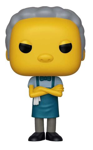 Figurine Funko Pop! N°500 - Simpsons - Moe