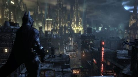 Batman, Arkham City