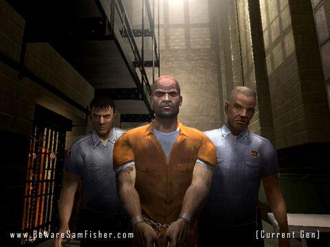 Tom Clancy's Splinter Cell, Double Agent