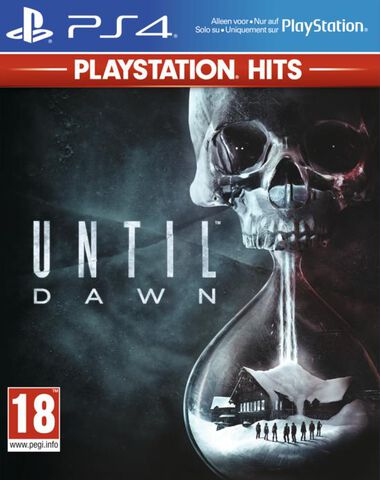 Until Dawn Hits