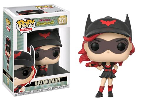Figurine Funko Pop! N°221 - DC Comics - Bombshell Batwoman