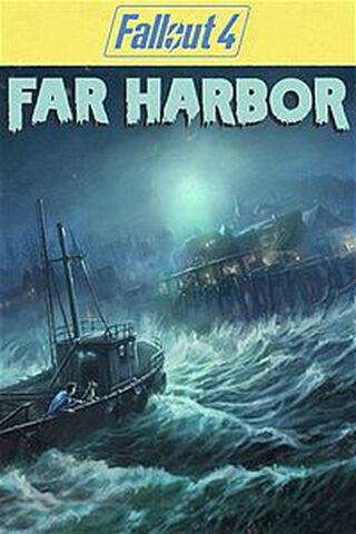 DLC - Fallout 4 Far Harbor Xbox One