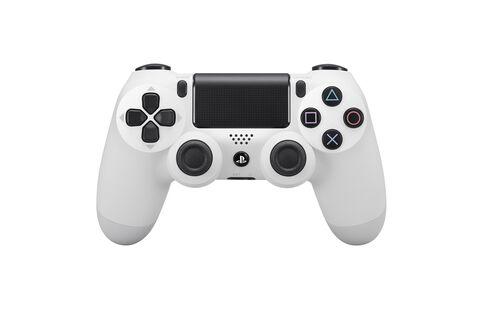 PlayStation 4 Blanche 500 Go