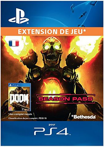 Doom- Season Pass - Version digitale