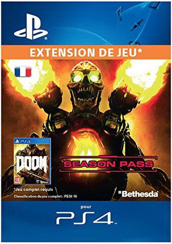 Season Pass Doom Ps4