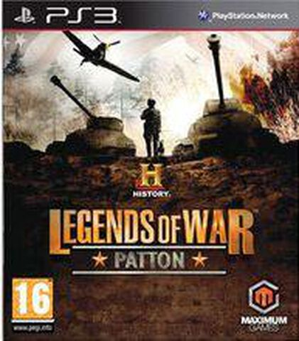 History Legends Of War : Patton