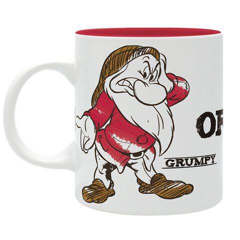 Mug - Blanche-Neige - Les 7 Nains et Grincheux 320 ml