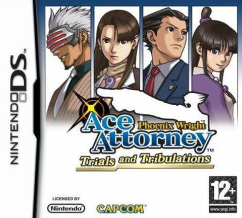 Ace Attorney, Phoenix Wright Trials & Tribulations