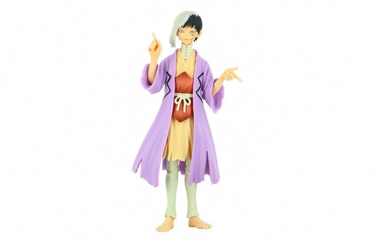 Figurine - Dr.stone - Figure Of Stone World - Gen Asagiri Et Senku Ishigami - Ge