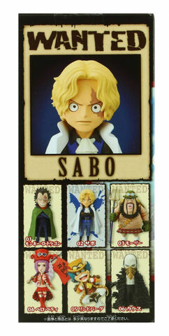 Figurine Collectable Figure - One Piece - Revolutionary Army