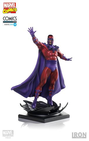 Statuette Iron Studios - Marvel Comics - Magneto 1/10