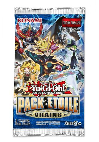 Booster - Yu-gi-oh! - Pack Etoile Vrains