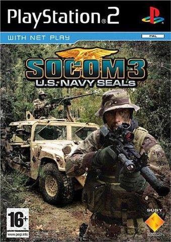 Socom 3, U.s. Navy Seals