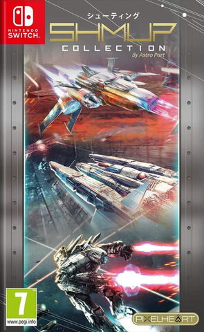 Shmup Collection By Astrosport Just Limited