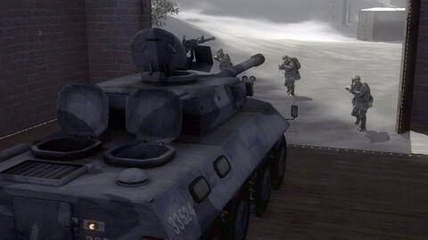 Battlefield 2, Modern Combat