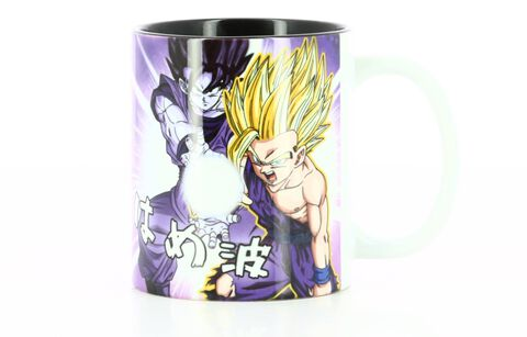 Mug - Dragon Ball Z - Goku et Gohan Vs Cell 320 ml - Exclusivité Micromania-Zing