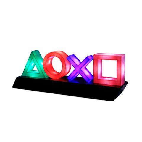 Lampe - Playstation - Symboles