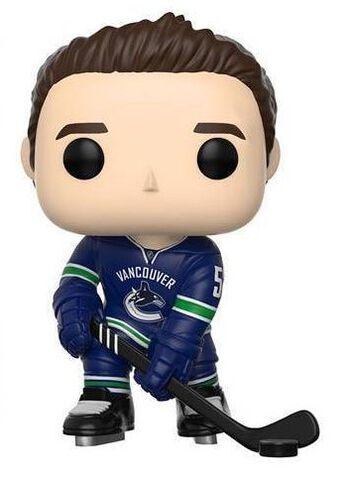 Figurine Funko Pop! N°25 - NHL - Bo Horvat Home Jersey - Exclusivité Micromania-Zing