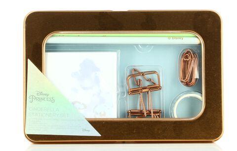 Kit Papeterie - Disney - Cendrillon