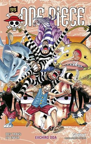 Manga - One Piece - Edition Originale Tome 55