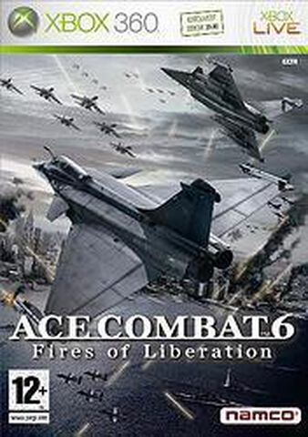 Ace Combat 6, Fires Of Liberation
