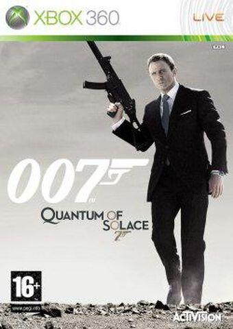 James Bond 007, Quantum Of Solace