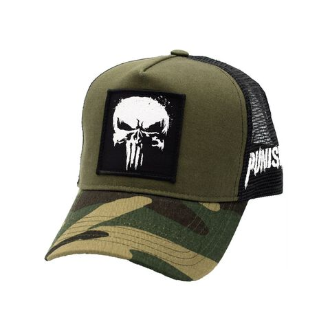 Casquette - Punisher - Trucker Logo