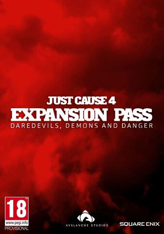 Just Cause 4 - DLC : Pack D'extension - Version digitale