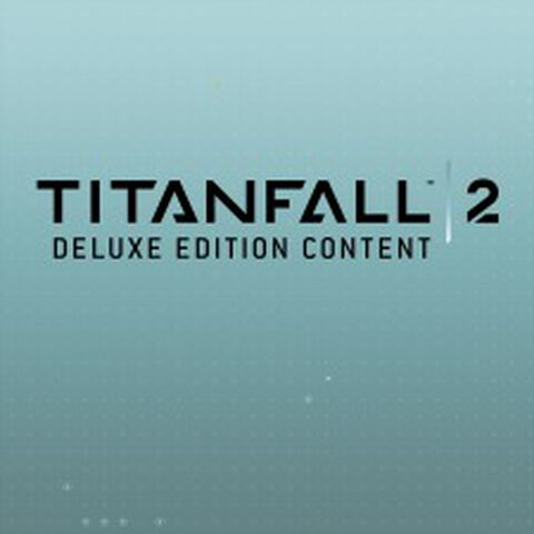 DLC - Titanfall 2 - Upgrade vers Edition Deluxe