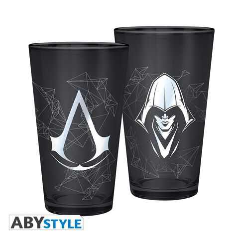 Verre Xxl - Assassin's Creed - Assassin 400 Ml