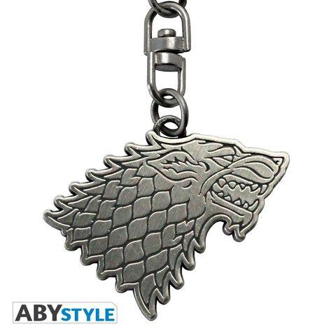 Porte-clés - Game of Thrones - Stark