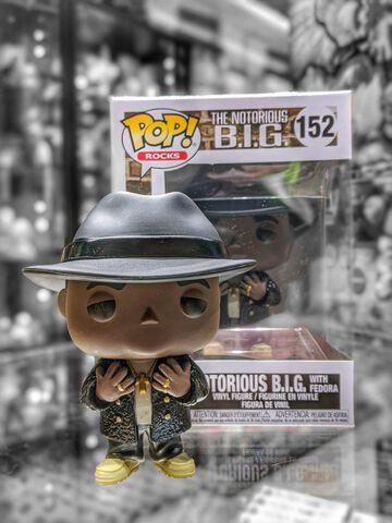 Figurine Funko Pop! N°152 - Biggie The Notorious B.i.g.
