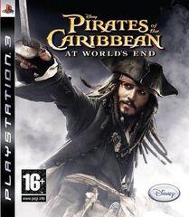 Pirates Des Caraibes Jusqu'au Bout Du Monde