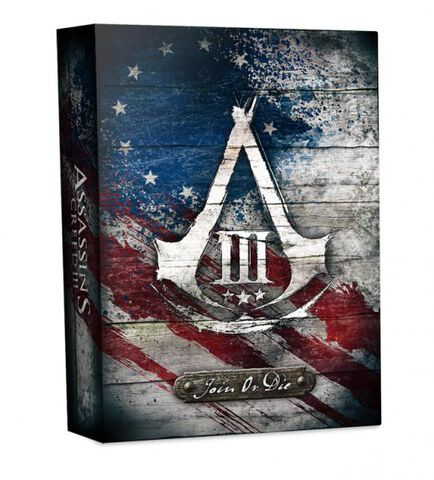 Assassin's Creed III Edition Join Or Die