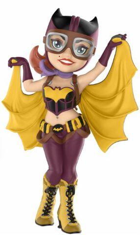 Figurine Rock Candy - Dc Bombshells - Batgirl