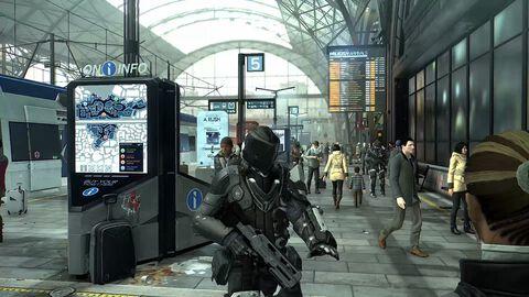 DLC - Deus Ex : Mankind Divided - Piratage