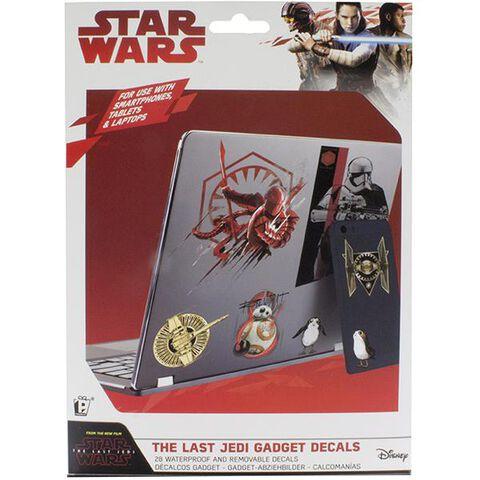 Stickers - Star Wars Les Derniers Jedi - Logo