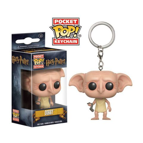 Porte-clés Pop - Harry Potter - Dobby