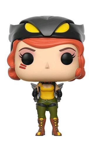 Figurine Funko Pop! N°223 - Dc Comics - Bombshell- Hawkgirl