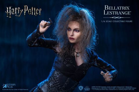 Figurine Star Ace Toys - Harry Potter - Bellatrix Lestrange 30 cm