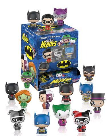 Figurine Mystère - DC Comics - Pint Size Heroes