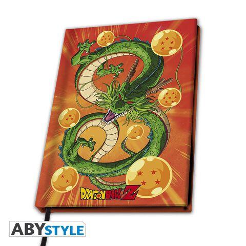 Cahier A5 - Dragon Ball Z - Carnet Shenron