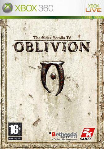 The Elder Scroll IV Oblivion