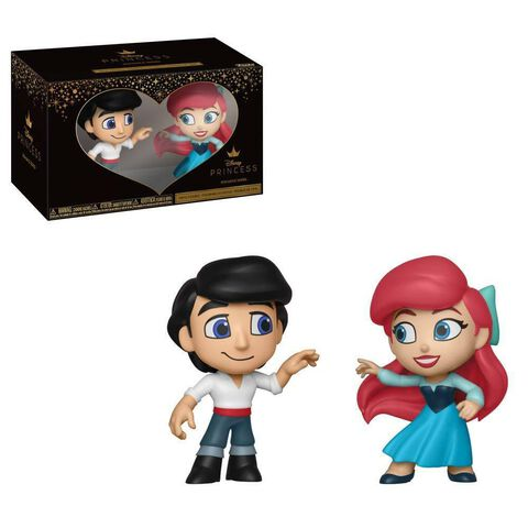 Figurines Funko Mini - Disney - Twin-pack Eric et Ariel