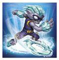 Figurine Skylanders Swap Force Nitro Freeze Blade Exclusivité