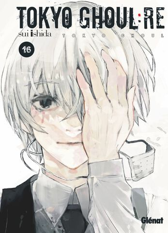 Manga - Tokyo Ghoul : RE - Tome 16