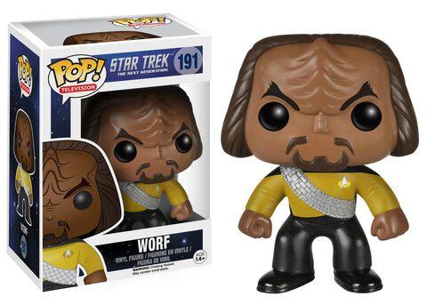 Figurine Toy Pop 191 - Worf